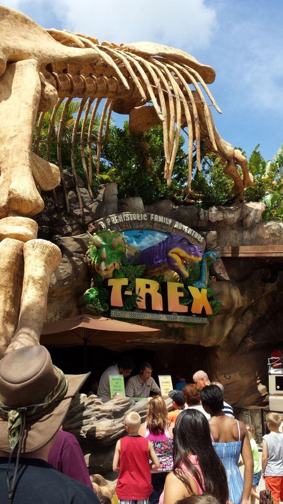 T-Rex2